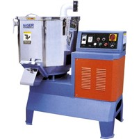 Automatic plastic dry&mixing machine