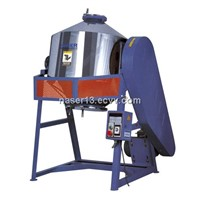 Automatic plastic rotary color mixer