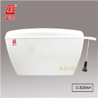 C-828AH   High Level Plastic Cistern