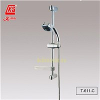 T-611-C  ''Meffy' 4 in 1 Massage Handshower Set