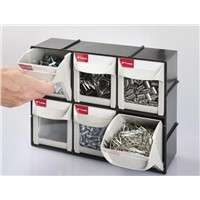 FO Mobile Flip Out Bins (FO-306)