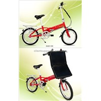 Solar Charging Electric Bike