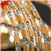 Christmas DIY craft  diamond cutting aluminum wire
