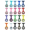 New fashion nurse silicone watch,hospital silicone digital watch