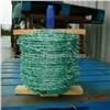 PVC Coated Barbed Wire Fence for Protection
