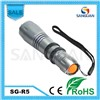 Sanguan Cree R5 LED Portable 320lm LED Flashlight Multifunctional