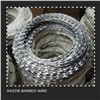 Stainless Steel Razor Barbed Wire For Fence ISO 9001 Certification