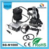 Waterproof Cree XML T6 1000lm Road Liion Battery Bike Light