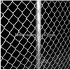 Galvanized Rhombus Wire Mesh/ Chain Link Fence (Anping Direct Factory)