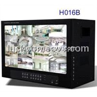16CH H.264 Compression 16CH Video & Audio Input (CIF) DVRs