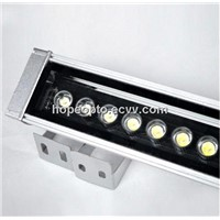 18W RGB LED Wall Washer Light CE&ROHS Approved 3 year warranty