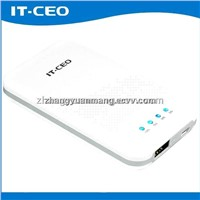 5000mAh hot sale universal mobile power bank for iPhone Android smartphone