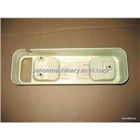 Auto Electronic Plastic Parts