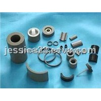 Bonded NdFeB, SmCo, Ferrite Magnets, Injection Compression/Molded,