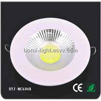 COB 6W LED Glass Panel Lamp
