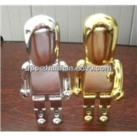 China OEM Metal Robot USB Flash Memory (UPC-D117)