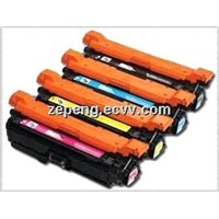 Color Toner cartridge HP CC530A,CC531A,CC532A,CC533A