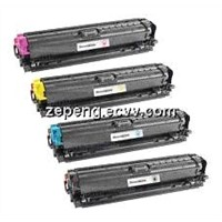 Color Toner cartridge HP CE270a CE271a CE272a CE273a