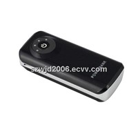 Hot Sale Portable Mobile Mini Power Bank 4400mAh for iPhone / iPad / Mp3 / Mp4 / GPS