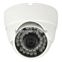 Indoor Day Night Vision IR CCD Dome Canera(LSL-434H)