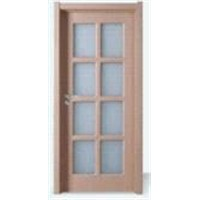 interior Door with fiber glass insert