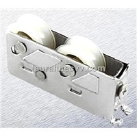 L-TW002 double roller for glass sliding window or door in aluminum
