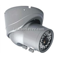 Outdoor/Indoor Water Resistant Night Vision Security IR Dome Camera (LSL-2811S)