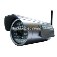 Outdoor Water Resistant Night Vision IP Box Camera (LSL-603)