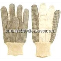 Pvc Dots  work Glove