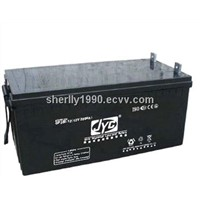 12v 200ah MF Deep Cycle batteries for solar system