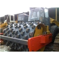 Used Road Roller Dynapac CA25D Single Drum Vibratory