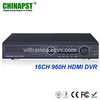 16CH Real Time 3G Network/Mobile View/FTP/TV Adjust/Email Function DVR Surveillance Software
