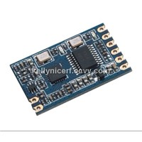 1.4km small size embedded wireless transceiver module SV610 TTL port 100mW