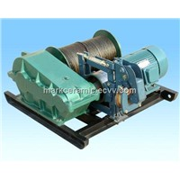1--65T JM marine wire rope pulling electric winch