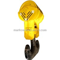1--900T crane hook for hoist and crane