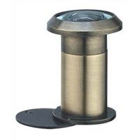 200 degree brass door  viewer (B-304)