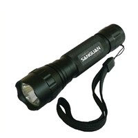 2013 Best Selling Waterproof LED Torch 240lm High Light Torch Light
