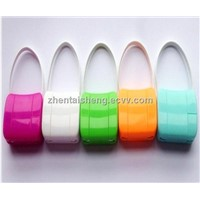2013 New products 3 in 1 handbag usb cable for iPhone 5 iphone 4, 4s