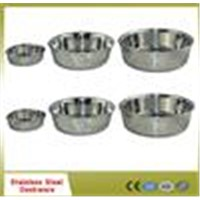 2013 high quality stainless steel pet bowl