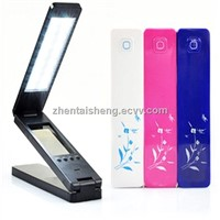 2013 new product foldable LED light Calendar