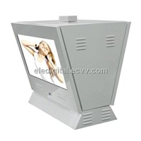 "21.5"" high nits waterproof for petrol pump advertising,petrol pump screen,gas station outdoor screen"