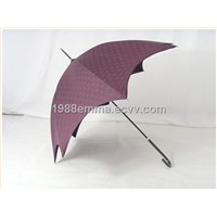 23''*8K new design manual open cheap China patio umbrella