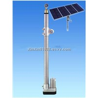 24 v dc electric linear actuator Solar tracker energy system