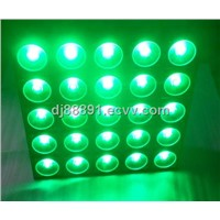 25pcs 30W RGB Tricolor LED Blinder Light