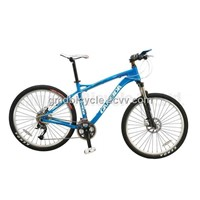 "26"" suspension alloy mountain bicycle"
