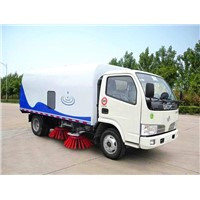 2 Tons 4x2 Road Sweeper Truck