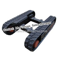 2 ton Rubber track undercarriage manufacturer
