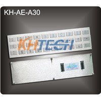 30 Keys Mine Industrial stainless steel keyboard