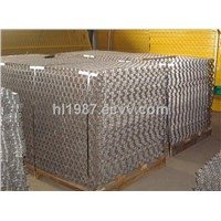 310S Hex Steel Grid,310S Hexsteel Used for Cyclones