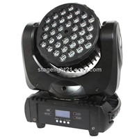 36*3W led moving head beam light/beam moving head light